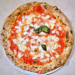 Pizza Margherita Da Michele Ebisu