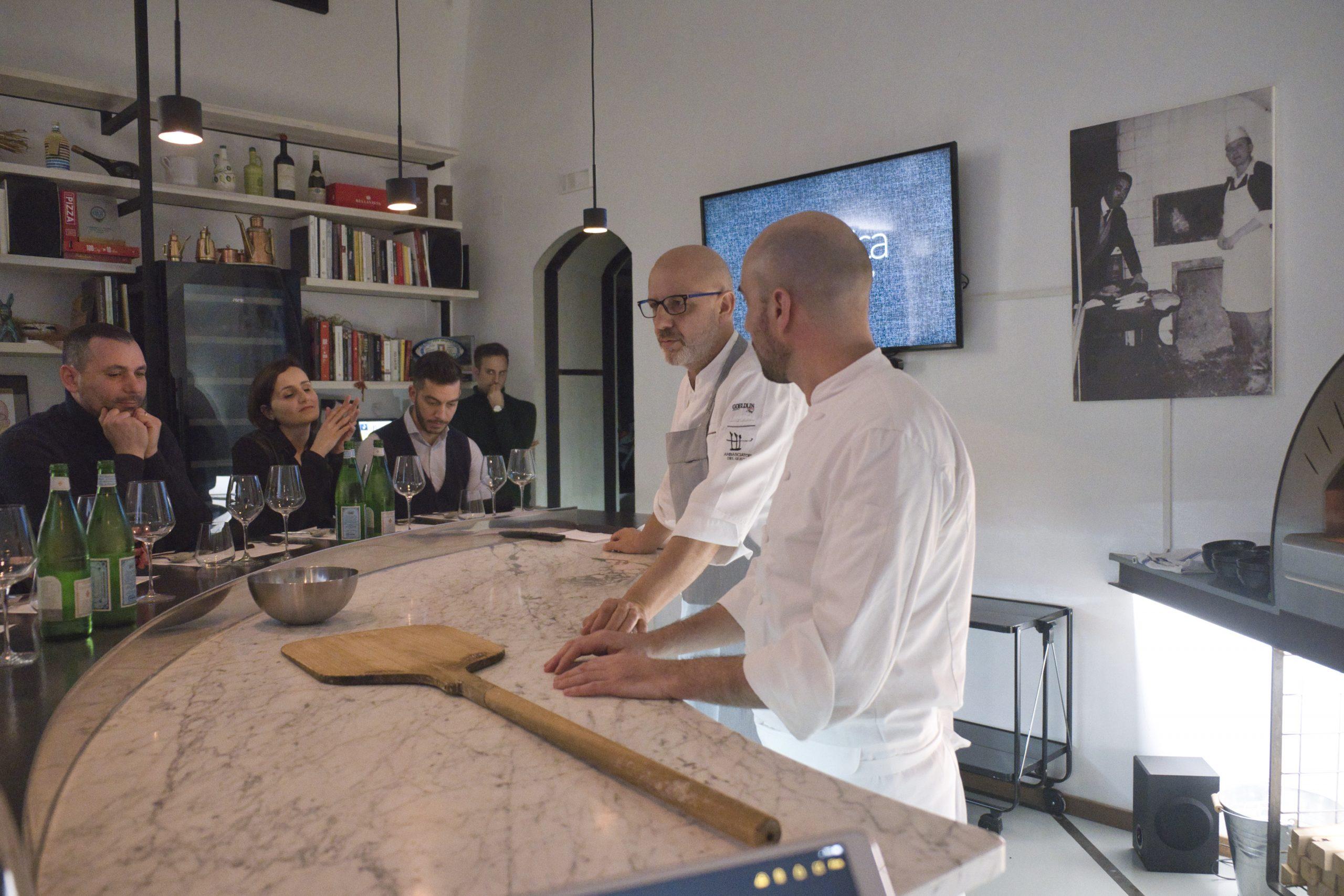 Franco Pepe e Luciano Villani