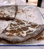 Impasto al cacao e nutella (Pizzeria Casa VItiello, Caserta)