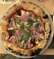 Pizza Capricciosa (Pizzeria Cocciuto, Milano)