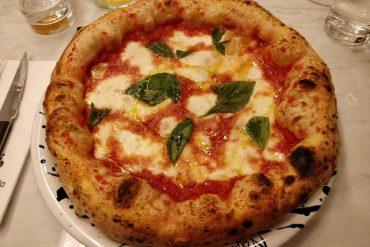 La MArgherita di Napoli on the Road, Londra