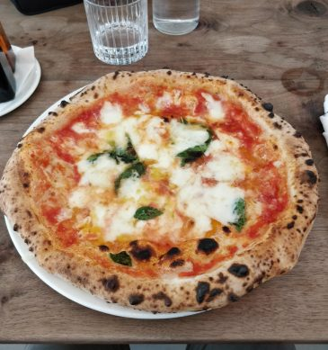 Margherita 'Over Borough Market Londra