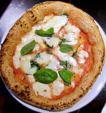 Margherita (Pizzeria Cocciuto, Milano)