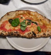 Il ripieno de L'Antica Pizzeria da Michele Milano
