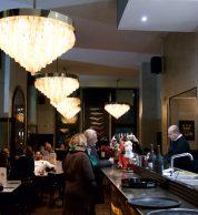 Dettaglio interno de L'Antica Pizzeria da Michele Milano