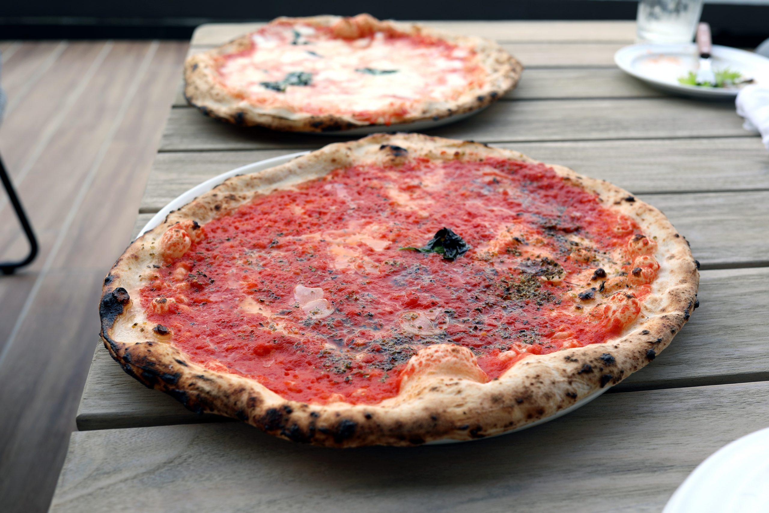 Le Pizze (Da Michele Yokohama)