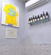 Una delle pareti di Pizzeria Napoli Centro