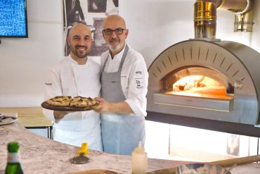 Franco Pepe e Luciano Villani in Authentica Stellata (Pepe in Grani)