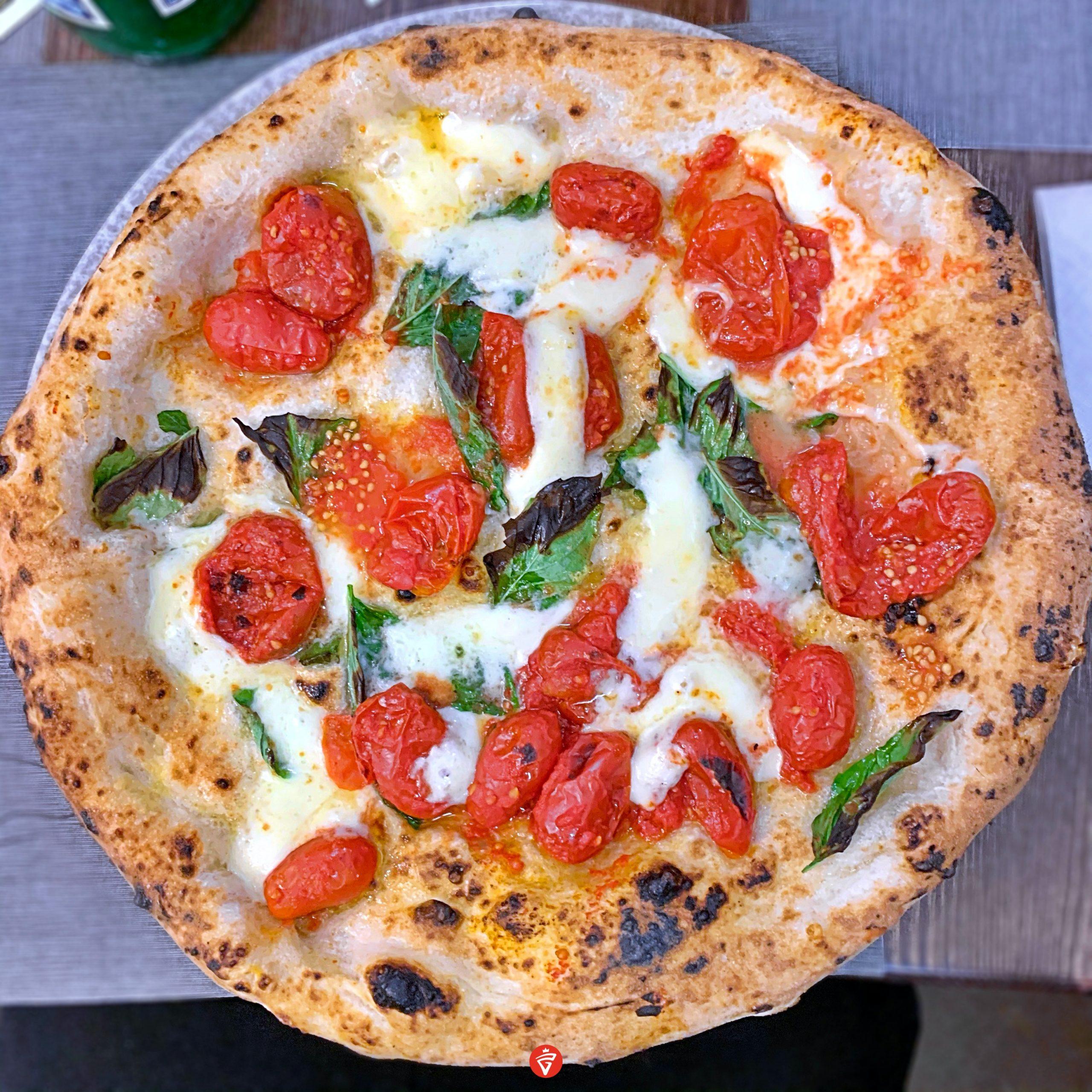 La Margherita del Vesuvio di Salvo Pizzaioli