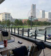 Vista sulla Baia (Da Michele Yokohama)