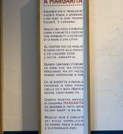 La poesia sulla parete (Da Michele Yokohama)