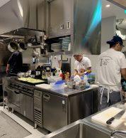 La cucina (Da Michele Yokohama)