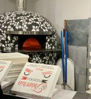 Il forno a legna (Pizzeria La Traversa Fuorigrotta)
