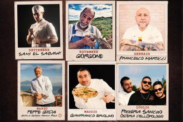 la pizza di Martucci da Sbanco