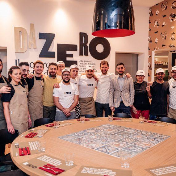 Pizzeria Da Zero contro il Coronavirus
