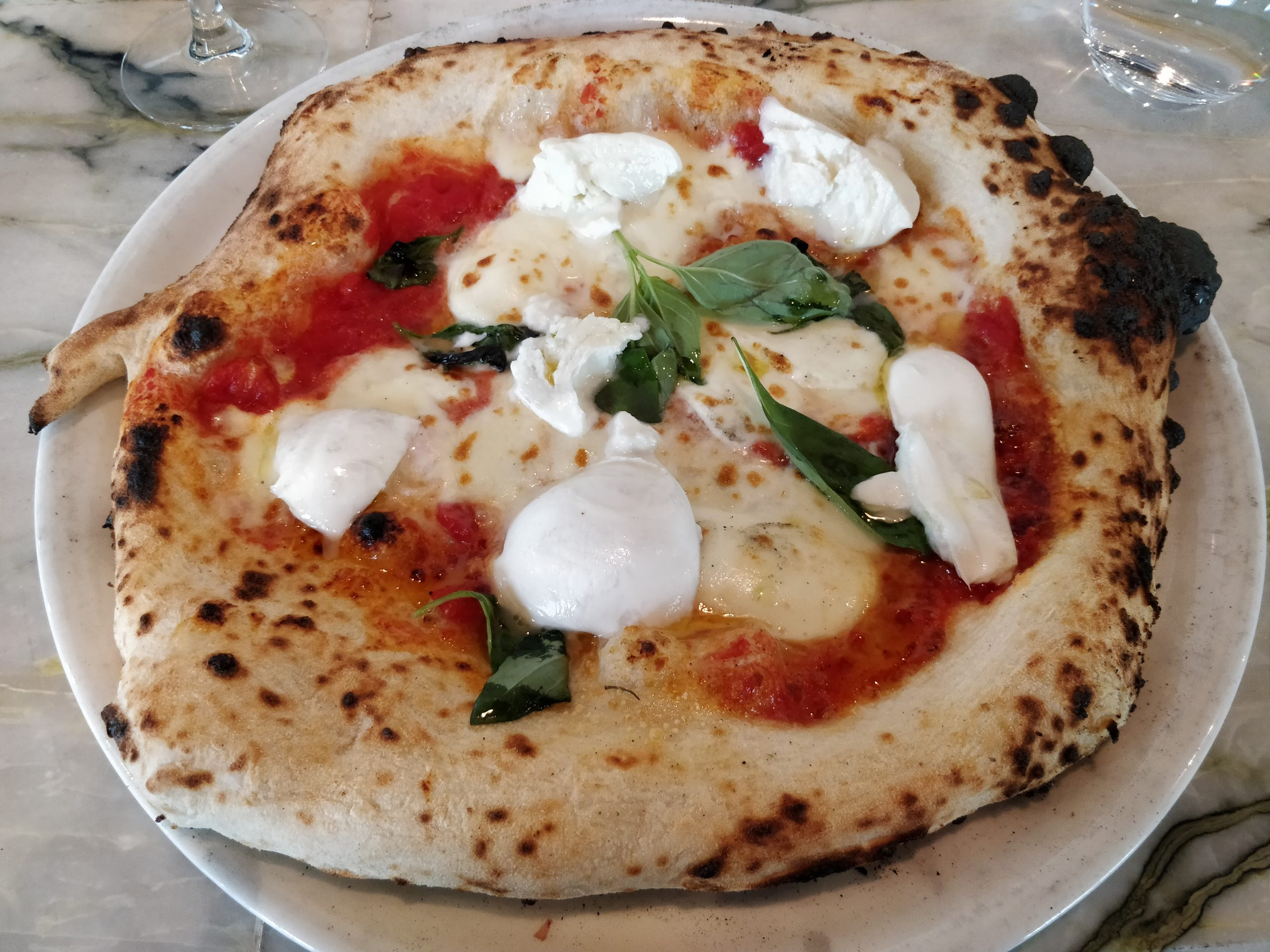 Pizzeria Anima - Pizza senza supervisione