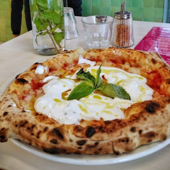 Bricktop pizza - pizzeria francese economica ma mediocre