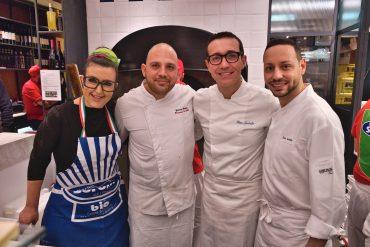 Gino e Toto Sorbillo, Gennaro Rapido (Gino Sorbillo Pizza Gourmand Roma)