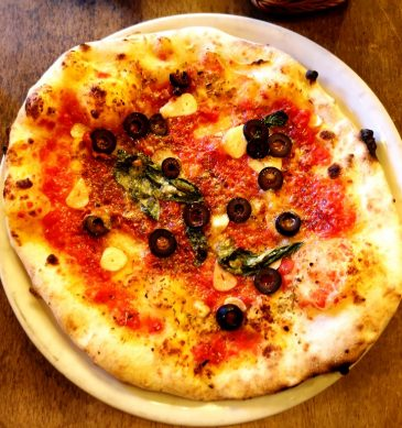 Marinara pizzeria i-rottah