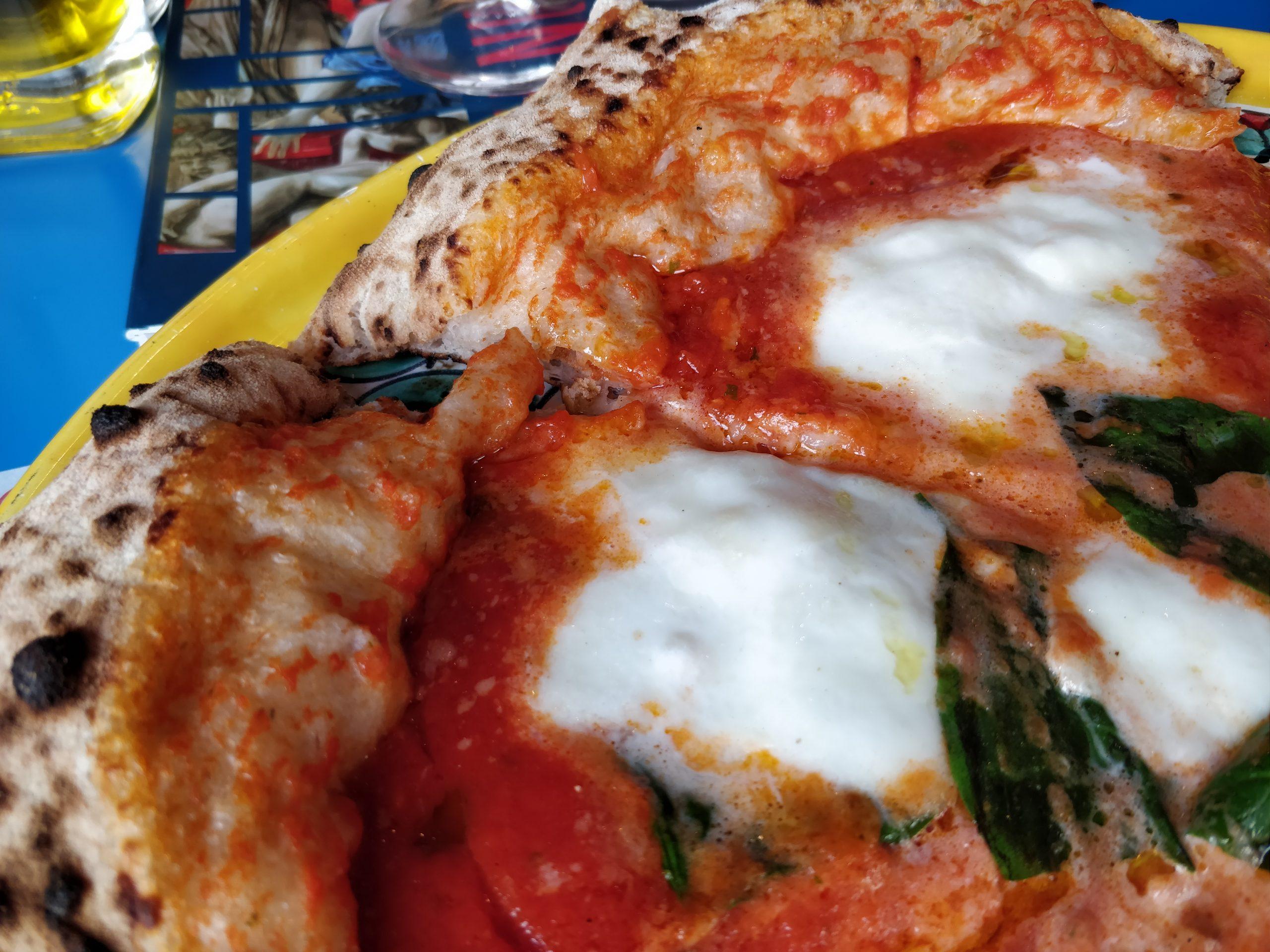 La Manifattura - pizzaiolo di ottimo livello