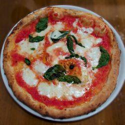 Margherita Partenope Ebisu Pizzeria