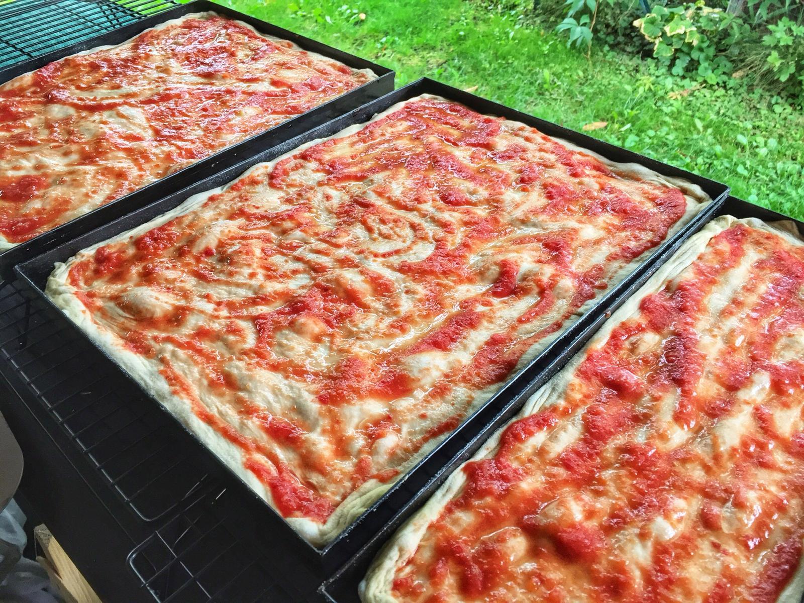 Farcitura Pizza fatta in casa