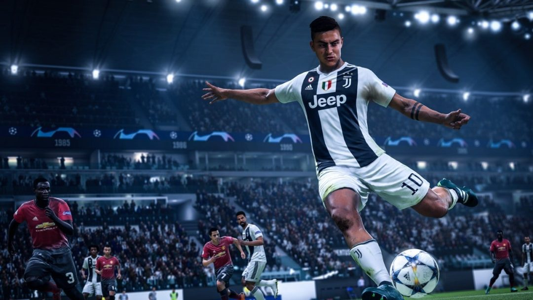 Paulo Dybala in FIFA 20
