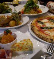 Pizza (Pizzeria Bar Fanatsista Tokyo)