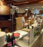 Forno (Pizzeria Capoli Shinjuku Tokyo)