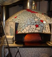 Forno (Pizzeria Terzo okei Tokyo)