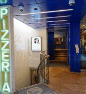 Ingresso (Pizzeria Capoli Shinjuku Tokyo)