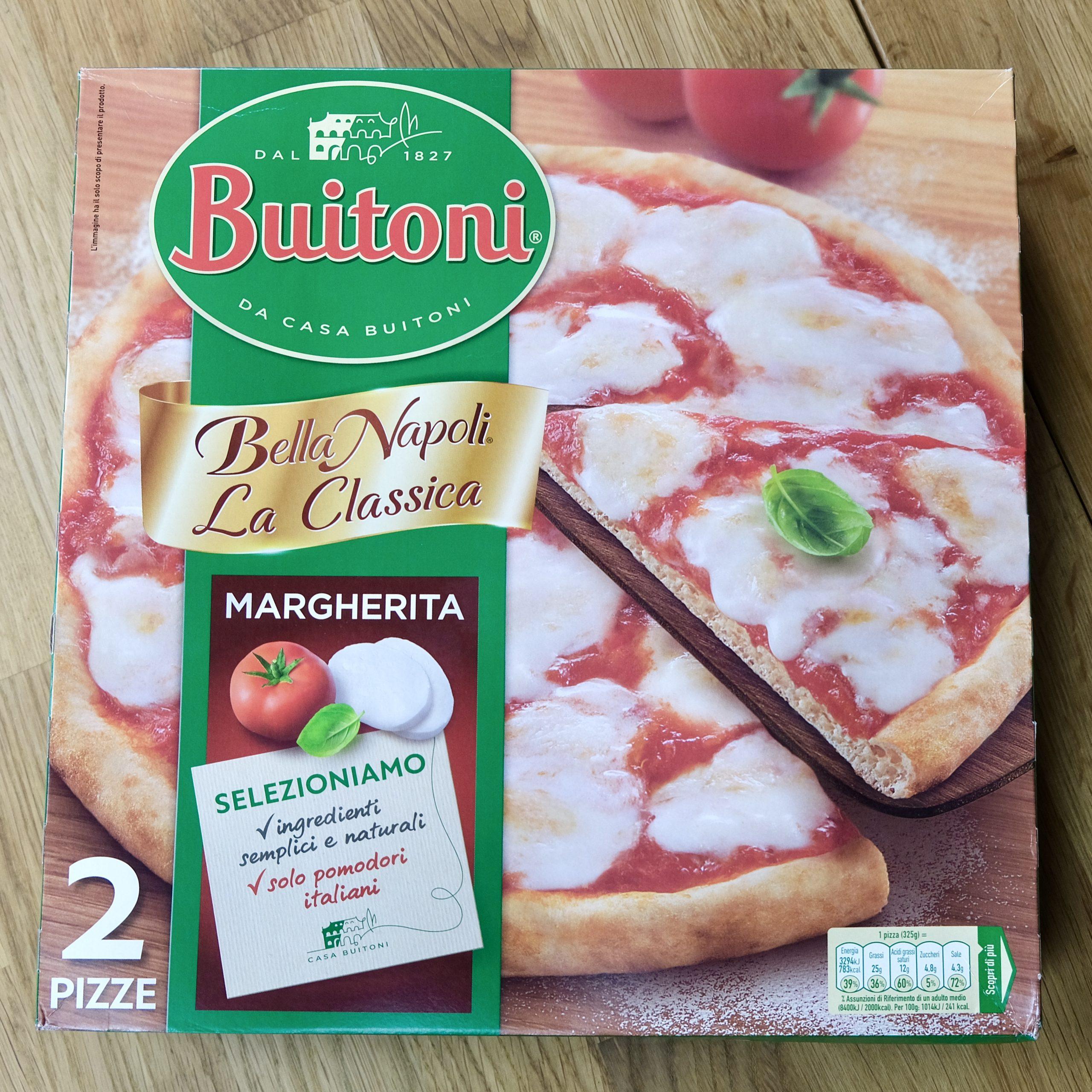 Confezione Bella Napoli La Classica, Casa Buitoni