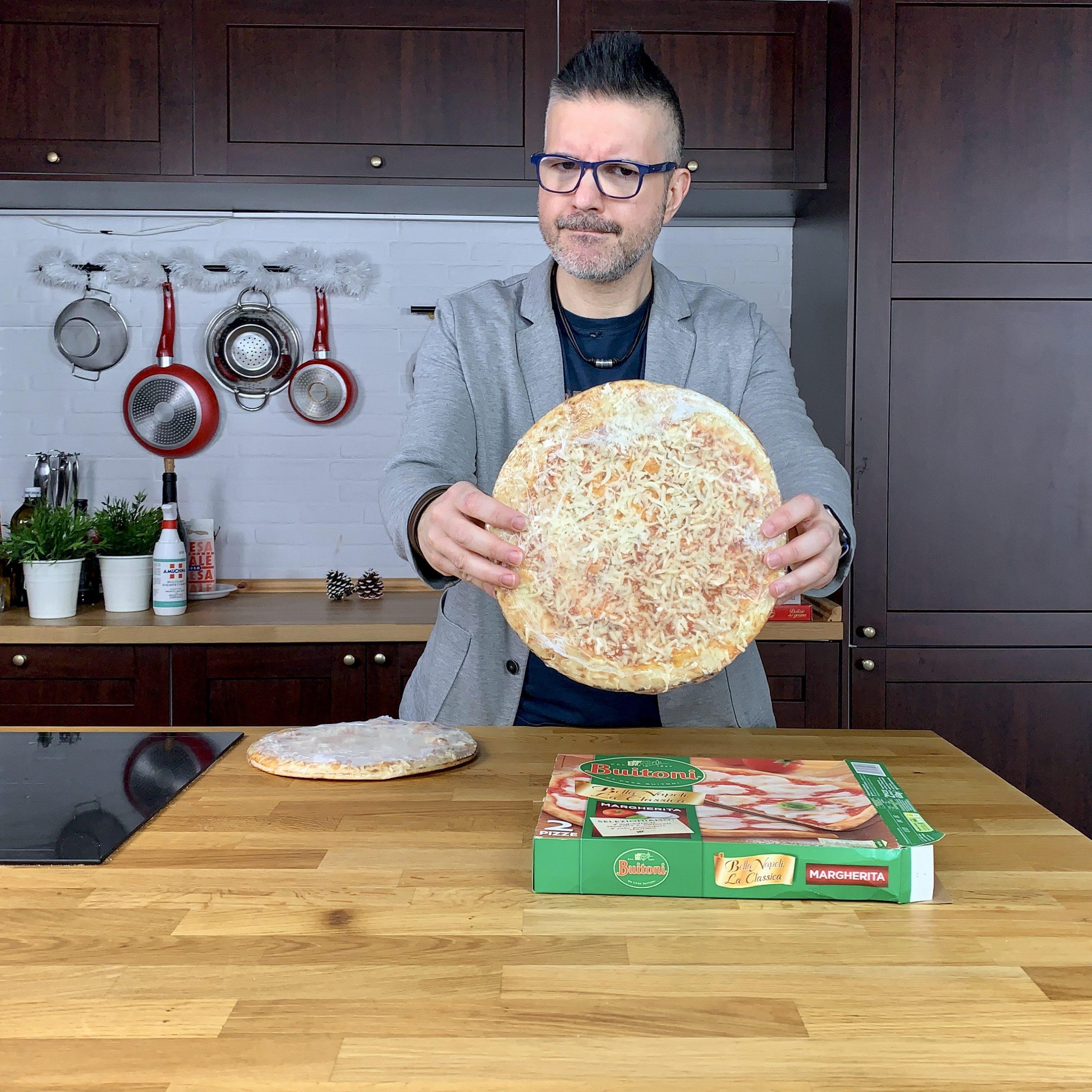 Antonio Fucito e la pizza surgelata