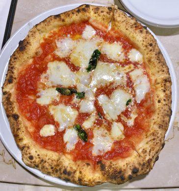 Margherita (Pizzeria Terzo okei Tokyo)