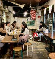 Sala (Pizzeria Terzo okei Tokyo)