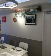 Sala superiore (pizzeria da GIORGIO Tokyo)