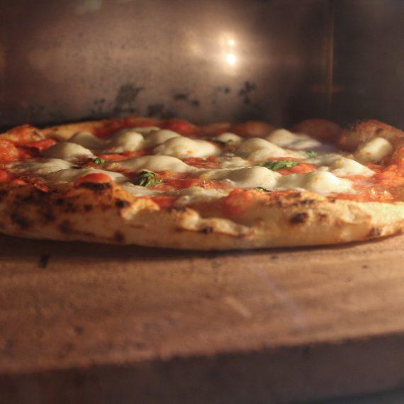 Pizza Napoletana Metodo - Cottura