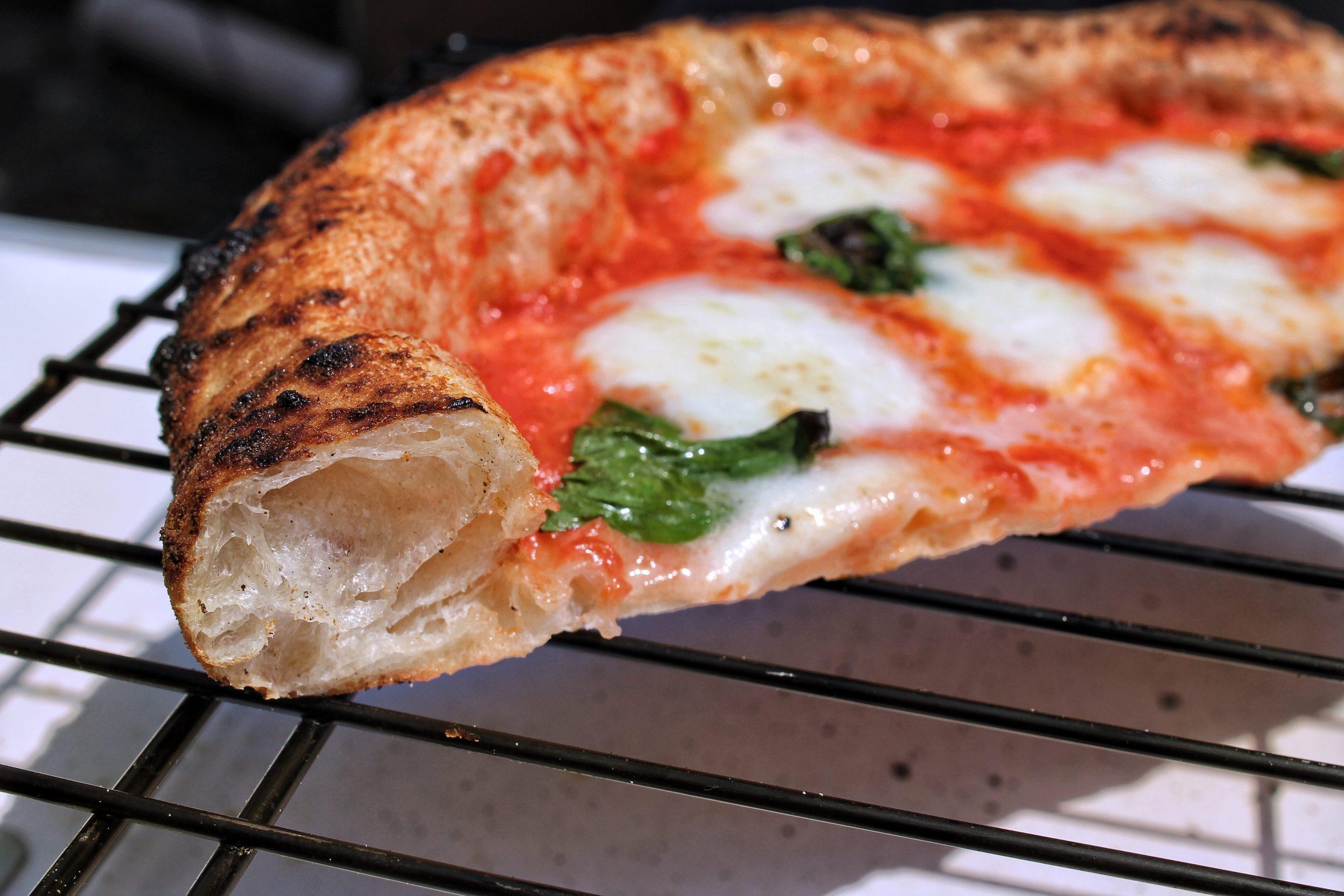 Pizza Napoletana Metodo - Sezione