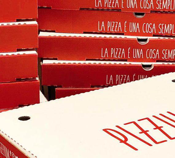 Pizza delivery Milano - Pizzium