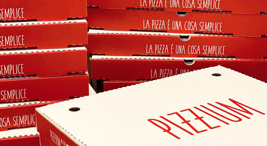Pizza delivery Milano - Pizzium
