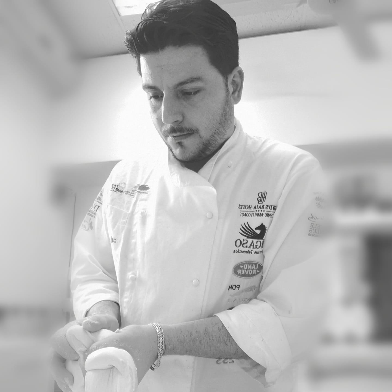 Marco Pellone, pizzeria Pellone