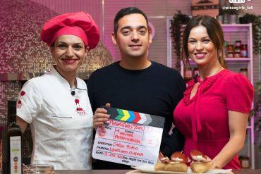 Pizza Girls, Petra Antolini e Carlo Fumo