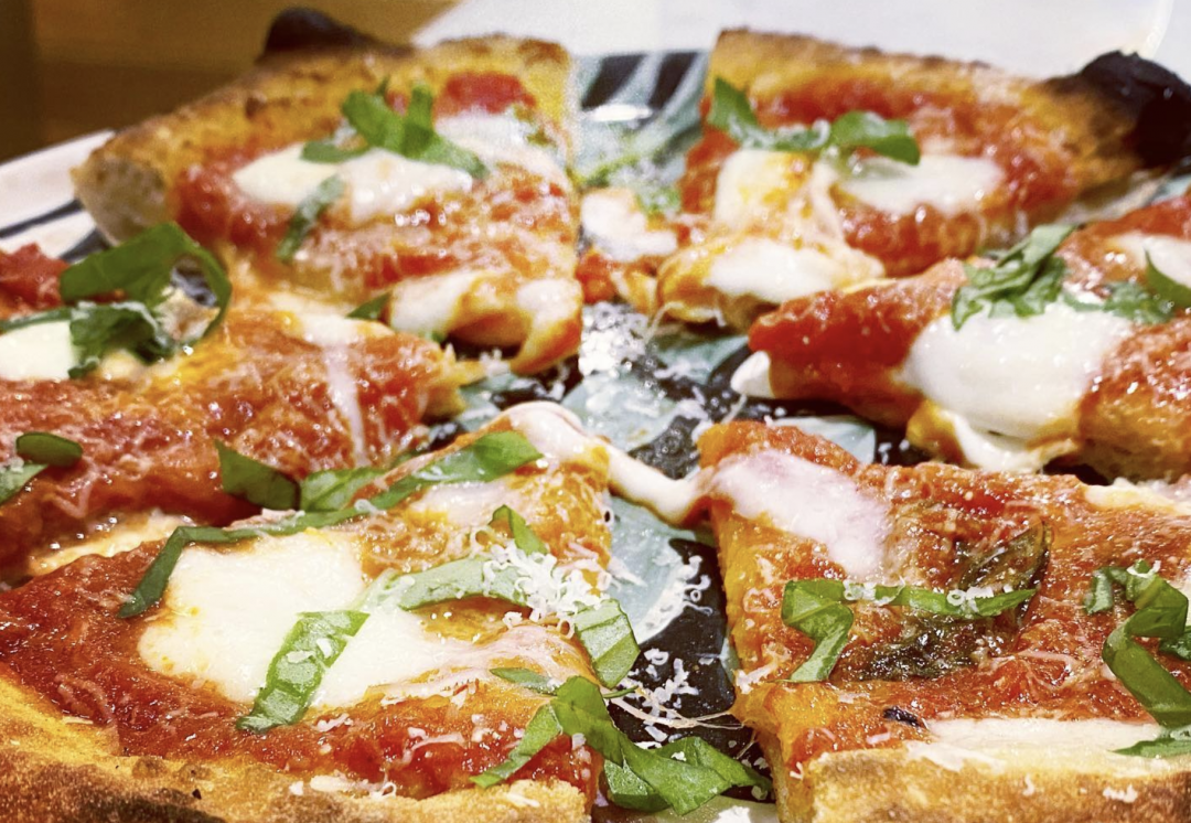 Capperi che pizza