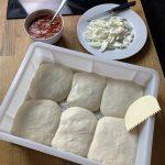 Gli impasti test per il forno della Pizza Ooni Koda 16