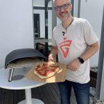 La prima pizza in assoluto creata nell'Oon i Koda 16