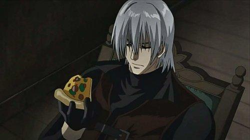 Devil may Pizza: il cibo preferito di Dante