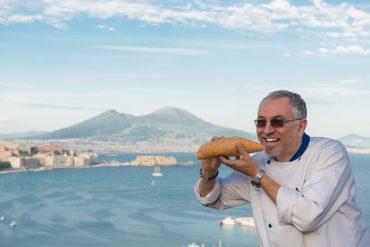 Pizza Fritta fatta in casa: metodo e ricetta by Enzo Coccia