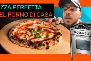 Youtuber Pizza fatta in casa