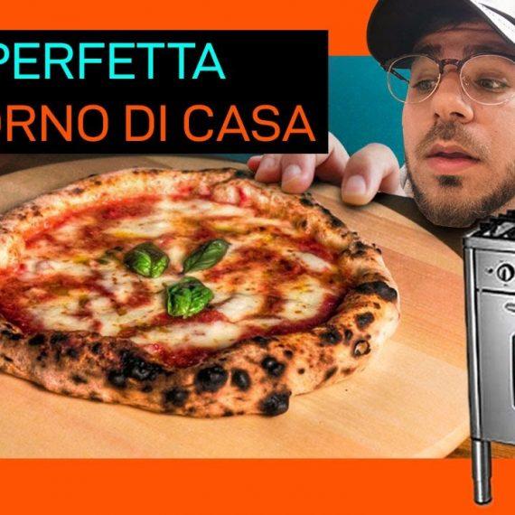 Youtuber Pizza fatta in casa