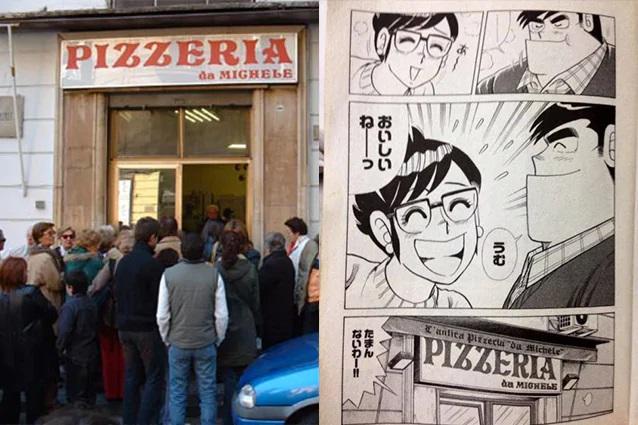 """Cooking Papa omaggia la Pizzeria """"Da Michele"""" a Napoli!"""